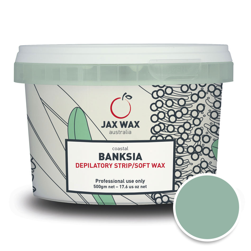 Jax Wax Coastal Banksia Soft Wax
